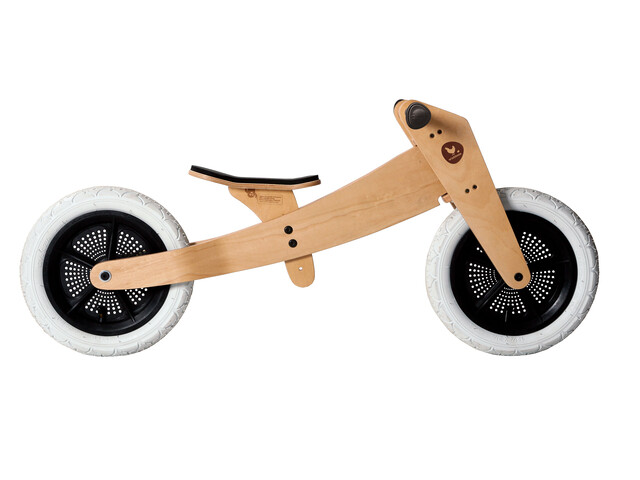 Wishbone 3 in 1 Design Bike - Draisienne Enfant - Classic beige